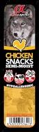 Полувлажные лакомства для собак с курицей DOG Snacks Chicken