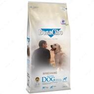 Сухой корм для взрослых собак всех пород с мясом курицы BonaCibo Adult Dog Chicken&Rice with Anchovy