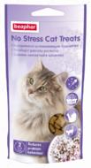 Мясные подушечки для снятия стресса у котов No Stress Cat Treats