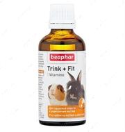 Кормовая добавка для грызунов и кроликов Trink + Fit