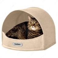 Домик для кошек и собак бежевый BRONZEDOG
