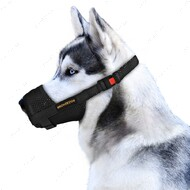 Намордник для собак дышащий регулируемый BRONZEDOG