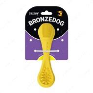 Игрушка для собак ложка желтая BRONZEDOG JUMBLE