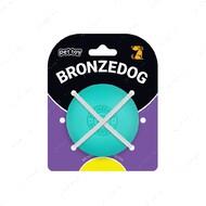 Игрушка для собак мяч голубой BRONZEDOG SUPERBALL