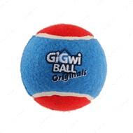 Игрушка для собак мяч с пищалкой BRONZEDOG GIGWI BALL ORIGINALS