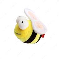 Игрушка для котов пчела с датчиком касания и звуковым чипом BRONZEDOG GIGWI MELODY CHASER