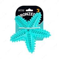 Игрушка для собак морская звезда с пищалкой BRONZEDOG PETFUN