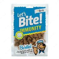 Функциональные лакомства иммунитет с курицей Let's Bite Immunity