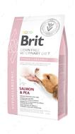 Беззерновая диета для собак при пищевой аллергии Brit GF Veterinary Diets Dog Hypoallergenic