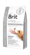 Беззерновая диета для собак при заболеваниях суставов и нарушениях подвижности Brit GF Veterinary Diets Dog Joint & Mobility
