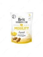 Функциональное лакомство для собак с кальмаром и ананасом Brit Care Dog Functional Snack Mobility Squid