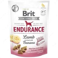 Функциональное лакомство для собак с ягненком и бананом Brit Care Dog Functional Snack Endurance Lamb & Banana