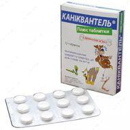 Каниквантел Плюс антигельминтик для собак и кошек с ароматом мяса Caniquantel Plus