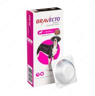 Таблетки Бравекто от блох и клещей для собак 40 - 56 кг Bravecto