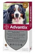 Адвантикс средство от блох и клещей для собак 40-60 кг ADVANTIX