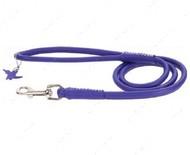 Поводок КОЛЛАР ГЛАМУР дл 183 см Фиолетовый