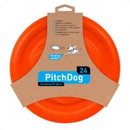 Игровая тарелка для апортировки PitchDog Ø 24 см