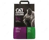Впитывающий наполнитель в кошачий туалет Cat Leader Classic 2xOdour Attack Fresh