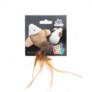 """""""GAIA FISH & MOUSE"""" игрушка для котов"""