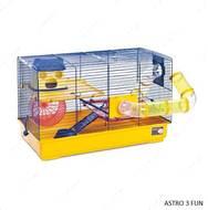 АСТРО 3 FUN клетка для грызунов