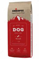 Сухой корм для рабочих и активных собак всех пород с мясом домашней птицы Chicopee Pro Nature Line Active