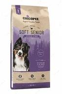 Сухой корм для пожилых собак всех пород с курицей Chicopee Classic Nature Line Senior Soft Chicken & Rice