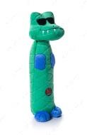 Игрушка для собак крокодил Charming Pet Bottle Bros Gator