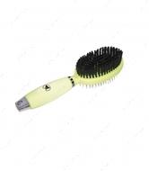 Расческа-щетка 2 в 1 силиконовая ручка GlamGel Brush