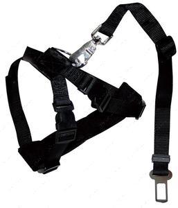Шлея безопасности для собак с Harness Safety Belt CROCI