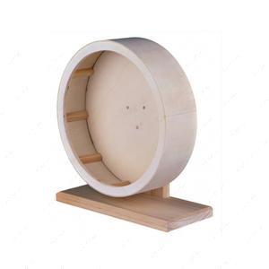 Деревянное колесо для грызунов CROCI