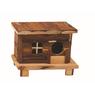 Деревянный дом Анди для грызуна CROCI
