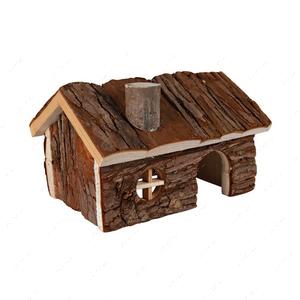 Деревянный дом Елена для грызуна CROCI