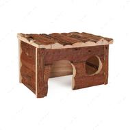 Деревянный дом Элиза для грызуна CROCI