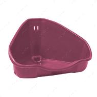 Угловой туалет в клетку для грызунов CROCI