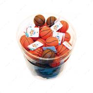 Игрушка для кота баскетбольный мячик CROCI