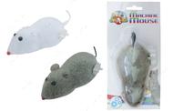 Игрушка для кота мышь заводная CROCI