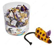 Игрушка для кота мышь пятнистая CROCI