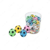 Игрушка для кота мяч футбольный CROCI