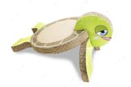 Когтеточка для кота черепаха CaniAMici CROCI