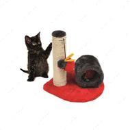 Когтеточка для кота CIRCUS Mistery Tunnel CROCI