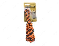 Игрушка для мелких собак плетеная кость из каната CROCI