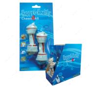 Лакомство для собак кость узловая молочная Happy&Healthy Chews4all Milk CROCI