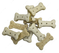 Лакомство для собак печенье желтые косточки CROCI