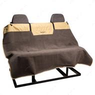 """Microfiber Auto Bench Seat Protector"" МИКРОФИБРА АВТО накидка для перевозки собак на задних сидениях автомобиля"