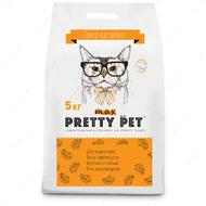 """""""Pretty Pet MAX"""" Двухкомпонентный наполнитель для кошачьего туалета"""