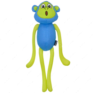 Игрушка для собак ОБЕЗЬЯНА МАЗИ Coastal Rascals Feisty Flappers Mesh Toy Mazie Monkey