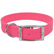 Ошейник для собак розовый Fashion Waterproof Dog
