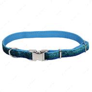 Ошейник для собак голубой Pet Attire Sparkles
