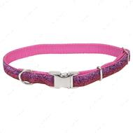 Ошейник для собак розовый Pet Attire Sparkles