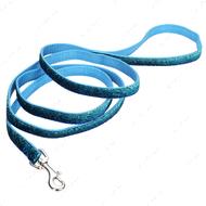 Поводок для собак голубой Pet Attire Sparkles